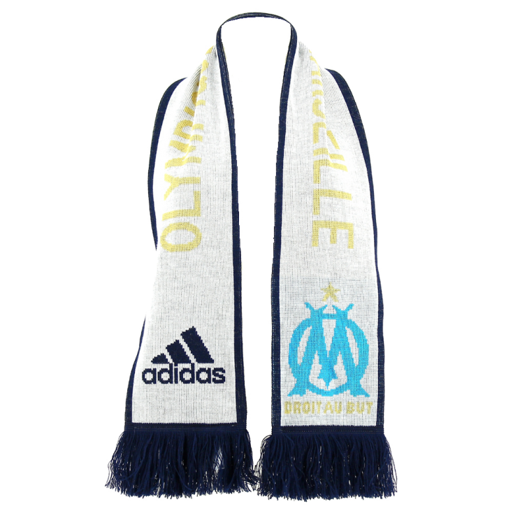 Official scarf Marseille Adidas