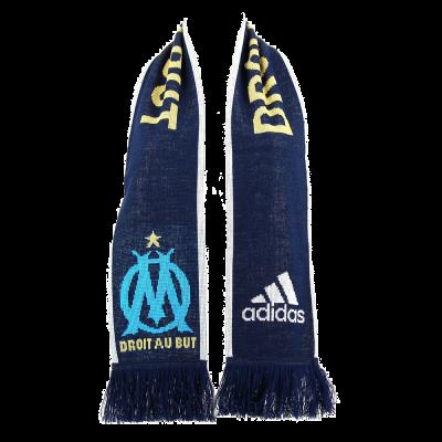 Echarpe officielle OM Adidas bleu nuit