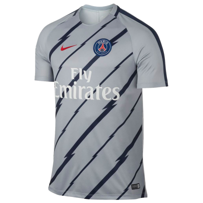 Training top PSG gris Nike