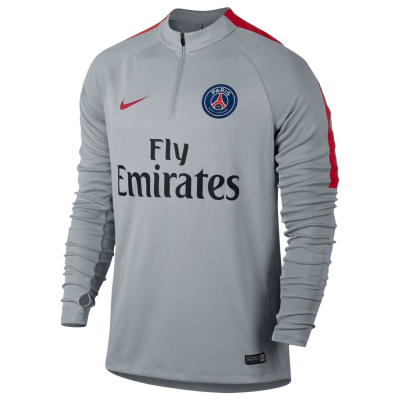 Training top PSG gris Nike junior
