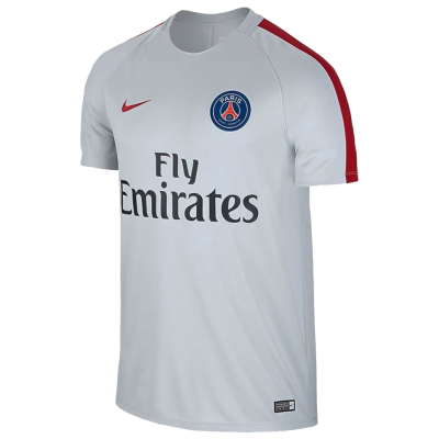 Training top kid PSG grey Nike