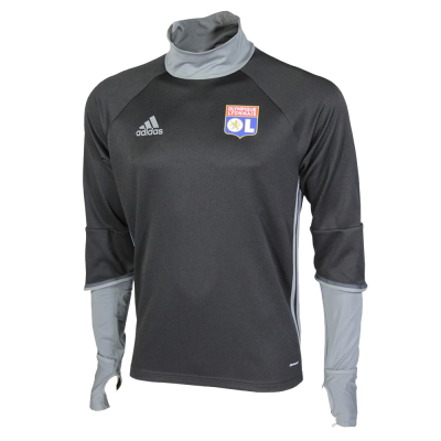Training top LYON Adidas 2016-17 kid