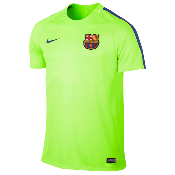 7ffe2bb19729e Camiseta entrenamiento FC Barcelona NIKE