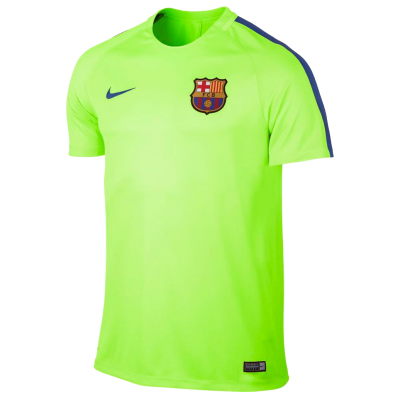 Maillot entrainement JR FC Barcelone NIKE