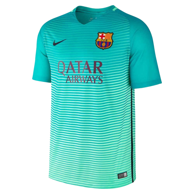 Maillot FC Barcelone third 2016-17 Nike