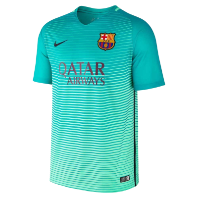 Shirt kid FC Barcelona third 2016-17 NIKE
