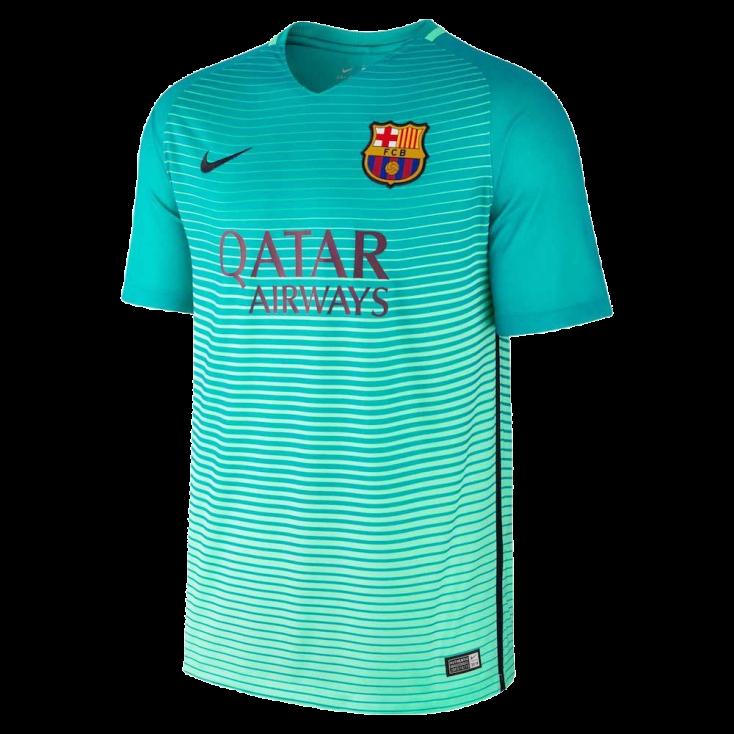 Shirt kid FC Barcelona third 2016-17 NIKE
