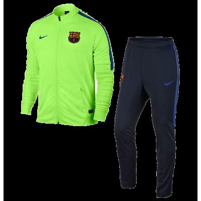 Tracksuit FC Barcelona NIKE 2016-17 kid