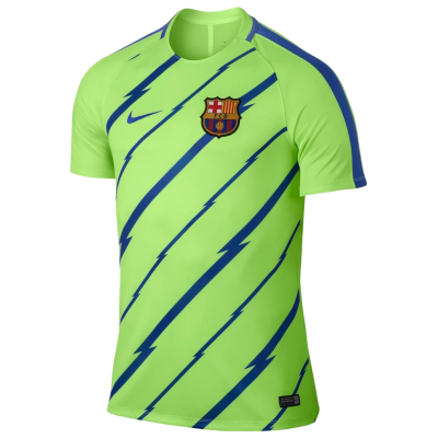 Maillot entrainement Barcelone 2016-17 NIKE