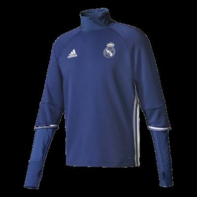 Training top Real Madrid Adidas 2016-17 bleu