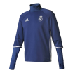 Training top Real Madrid Adidas 2016-17 blue