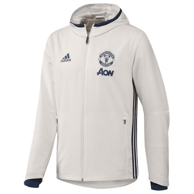 Jacket Manchester United 2016-17 Adidas white