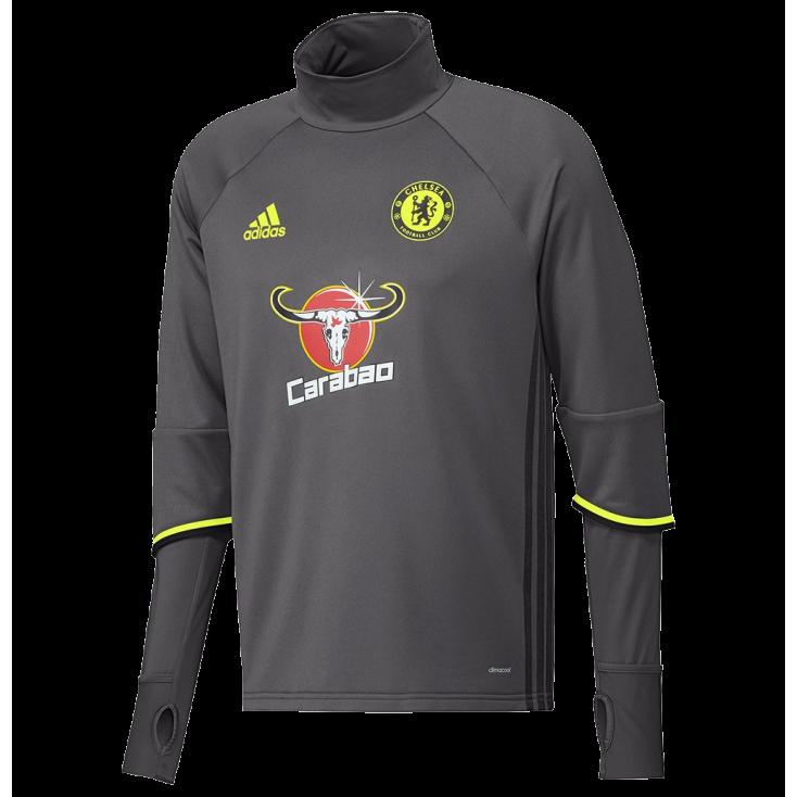 Training top Chelsea Adidas 2016-17 grey