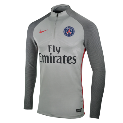 Sweat training PSG Elite Nike gris