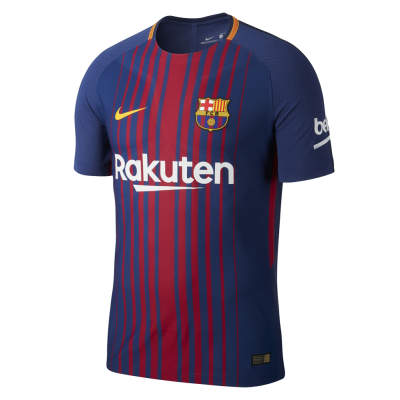 Shirt FC Barcelona home VAPOR MATCH 2017-18 Nike