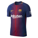 Camiseta FC Barcelona VAPOR MATCH 2017-18 Nike