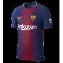 Maillot FC Barcelone VAPOR MATCH 2017-18 Nike