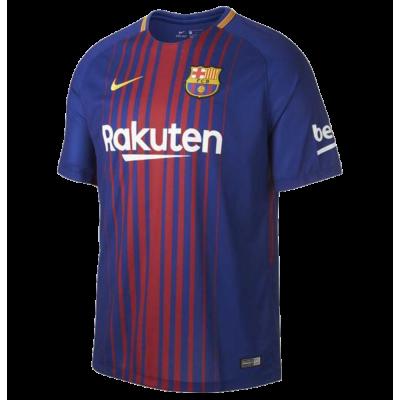 Camiseta FC Barcelona domicilio 2017-18 Nike