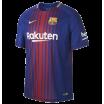 Maillot FC Barcelone domicile 2017-18 Nike
