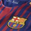 Camiseta FC Barcelona domicilio 2017-18 NIKE niño