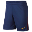Pantalon corto FC Barcelona domicilio 2017-18 NIKE niño