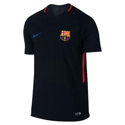 Camiseta training FC Barcelona 2017-18 NIKE
