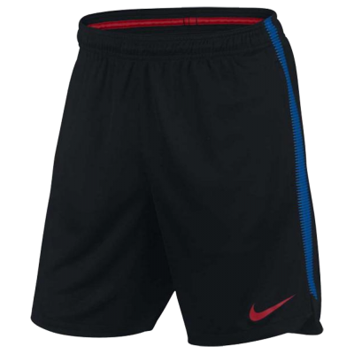 Short entranement FC Barcelone 2017-18 NIKE
