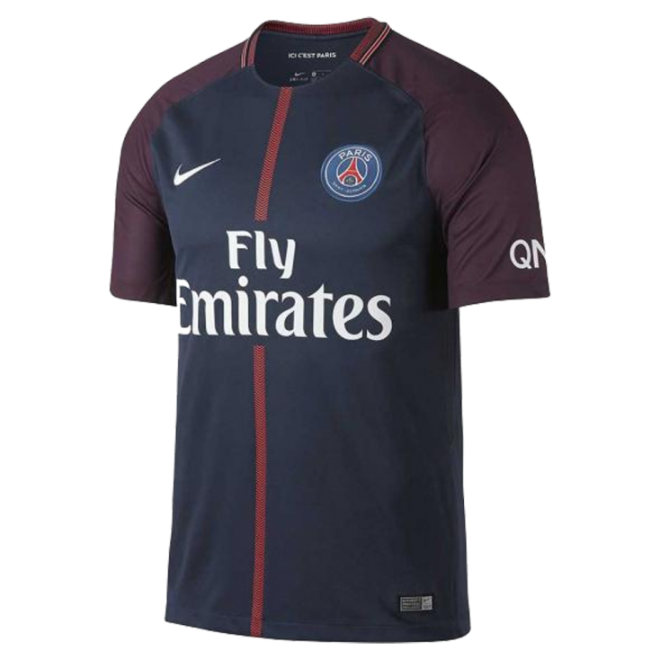 Shirt PSG home 2017-18 Nike
