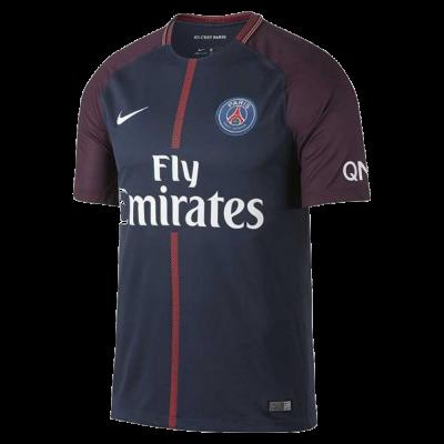 Shirt PSG home 2017-18 Nike kid