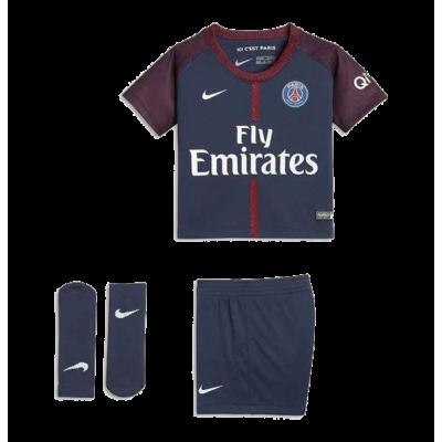Mini kit bébé PSG domicile 2017-18 NIKE