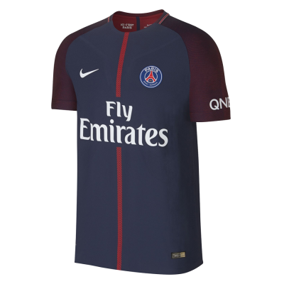 Maillot PSG Authentic domicile 2017-18 Nike