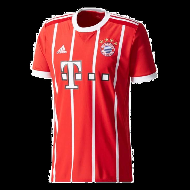 Maillot Bayern Munich domicile 2017-18 ADIDAS