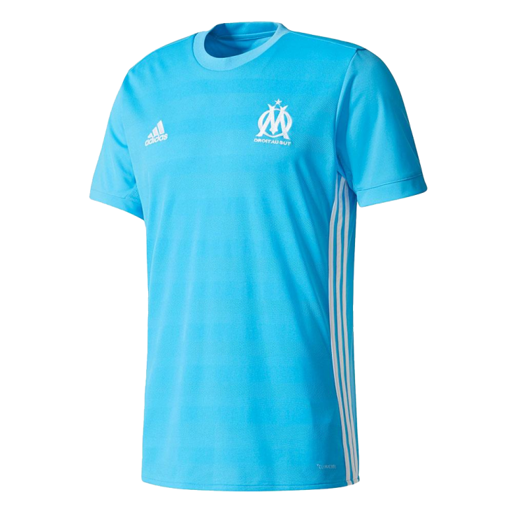 Shirt Marseille away 2017-18 ADIDAS