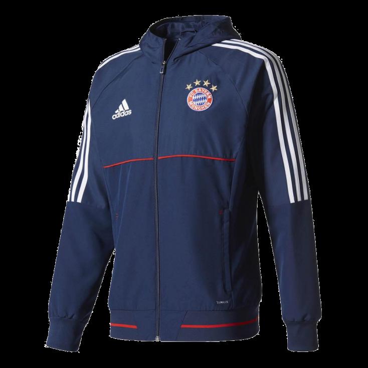 Jacket Bayern Munich Adidas 2017-18