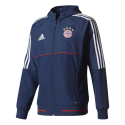 Veste Bayern Munich Adidas 2017-18