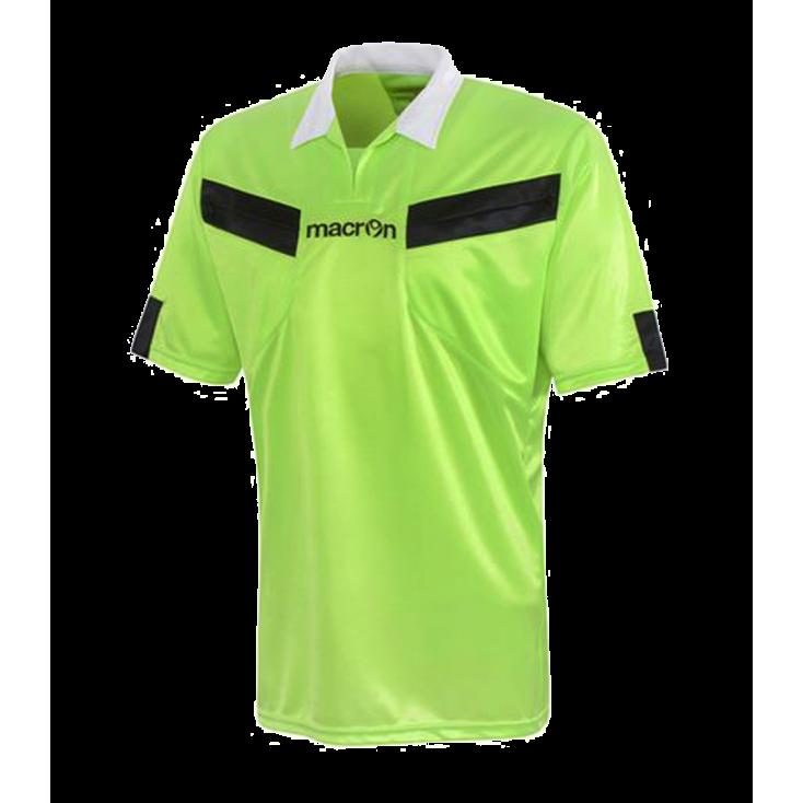 Camiseta de árbitro MACRON 2014