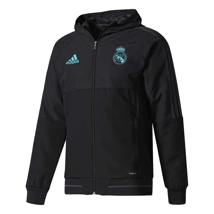 separation shoes 6b21a cb336 Jacket Real Madrid 2017-18 ADIDAS