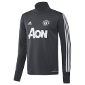 Training top Manchester United Adidas 2017-18 grey