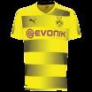 Maillot Borussia Dortmund domicile 2017-18