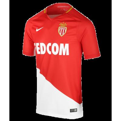 Shirt Monaco home 2017-18 NIKE