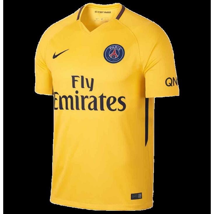 Maillot PSG extérieur 2017-18 Nike