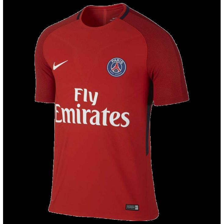 Camiseta entrenamiento PSG 2017-18 NIKE 8db2ba4df0c93
