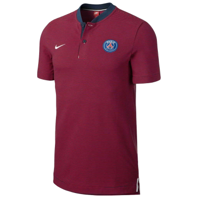 Polo PSG Authentic 2017-18 NIKE