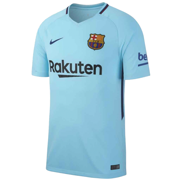 Shirt FC Barcelona away 2017-18 NIKE