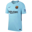 Camiseta FC Barcelona extérior 2017-18 NIKE