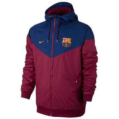 Veste FC Barcelone Authentic Windrunner Nike