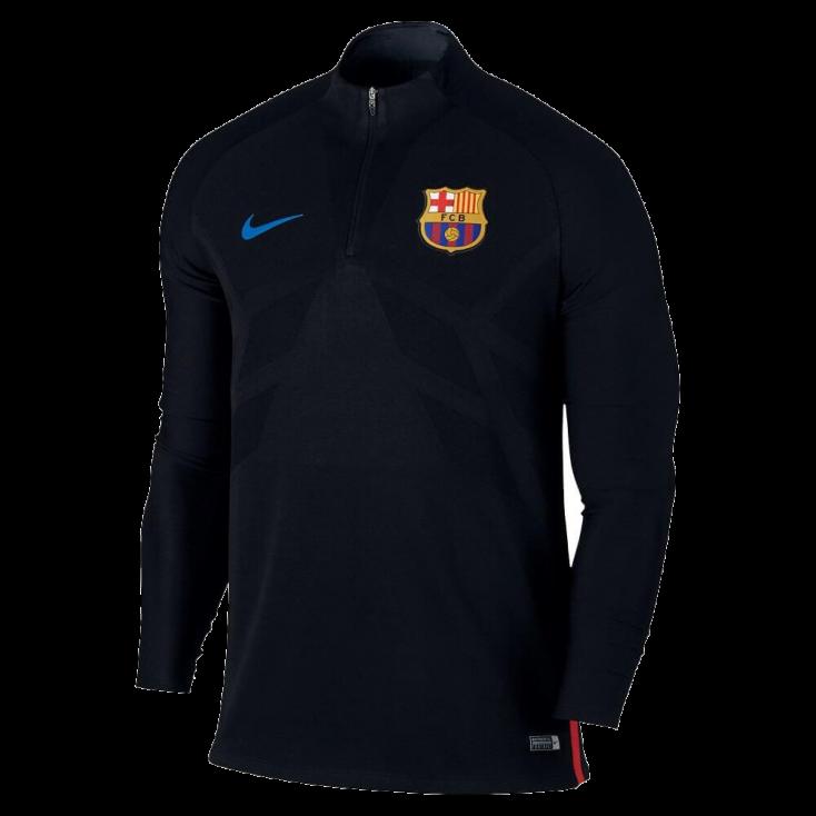Sudadera FC Barcelona Strike Nike