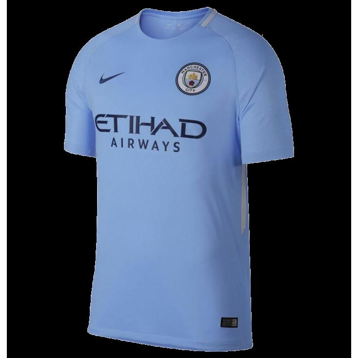 Camiseta Manchester City domicilio 2017-18 NIKE