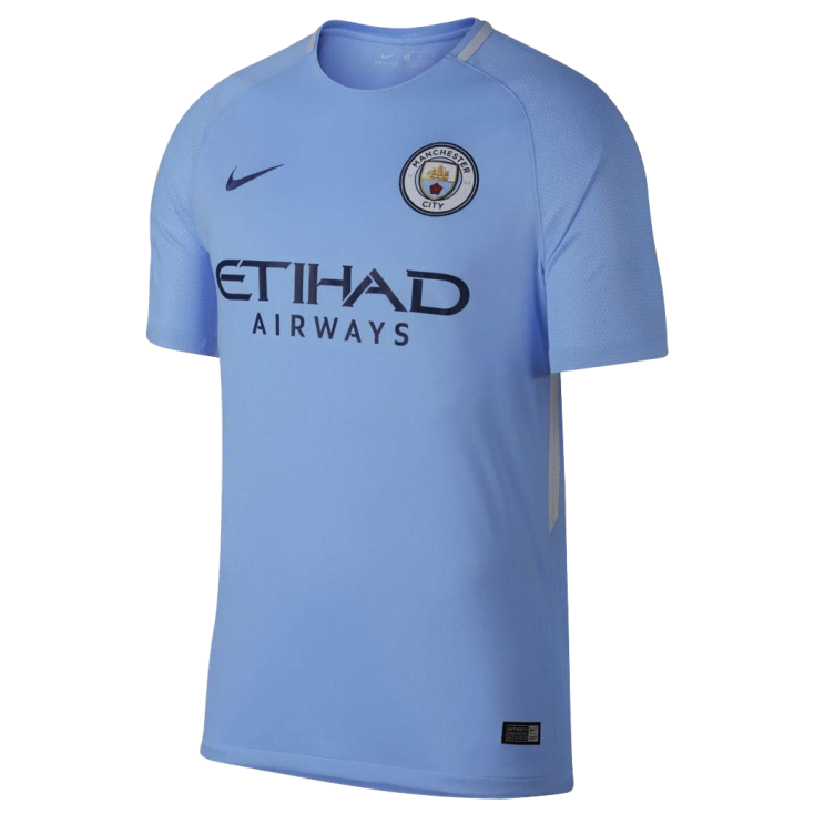 Maillot Manchester City domicile 2017-18 NIKE