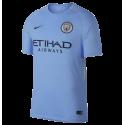 Camiseta Manchester City domicilio 2017-18 NIKE niño